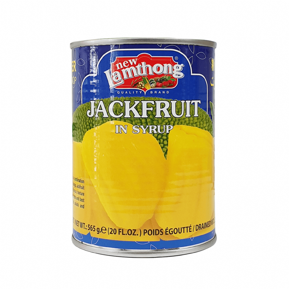 New Lamthong Jackfruit in Syrup 565g